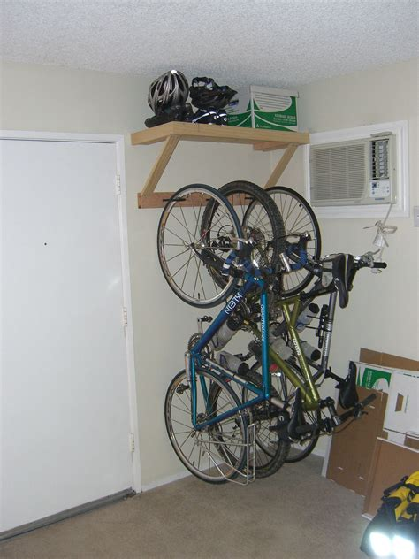 Garage Organization Ideas For Bikes by I Like This Idea Of Bicycle Storage But I Would Want To