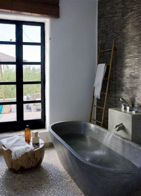Moderne Badezimmer Im Vintage Stylebadezimmer Ideen Für