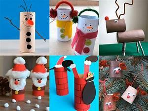 Bricolage 3 Ans : sp cial f tes nos bricolages de no l ~ Melissatoandfro.com Idées de Décoration