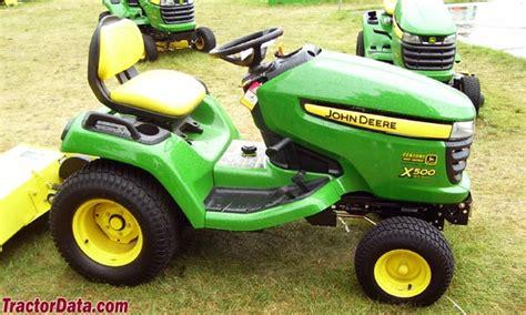 deere x500 attachments tractordata deere x500 tractor photos information 4906