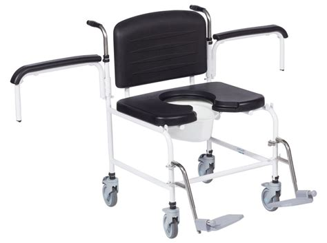 commode shower chair x499 250kg nightingale beds