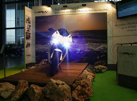 ecrp energica electric sportsbike  iamabiker
