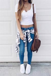 18 Super Cute Outfits for School for Girls to Wear This ...