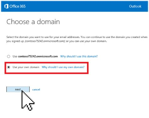 Office 365 Mail Website by Accessing Domain Emails With Office 365 Exchange