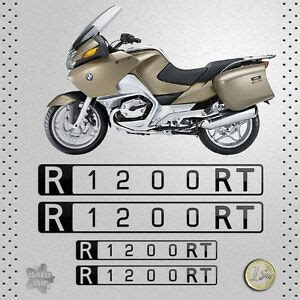 sticker bmw moto r 1200 rt 07 pegatina vinyl decal autocollant aufkleber adesivi ebay