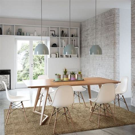 love a modern retro dining setting from www ghify com