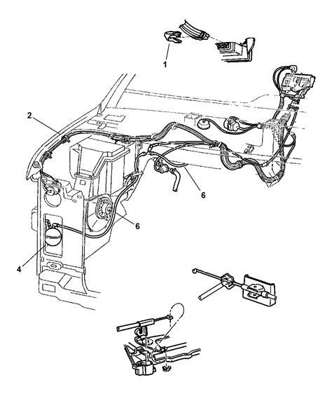 1999 Dodge Dakotum Vacuum Diagram by 1999 Dodge Ram Vacuum Lines Mopar Parts