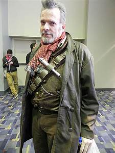 My War Doctor Cosplay at AwesomeConDC 2014