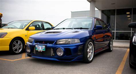 Mitsubishi Evolution 4 by Mitsubishi Lancer Evolution 4 2 Tuning