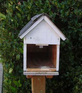 dans project  wood mailbox plans