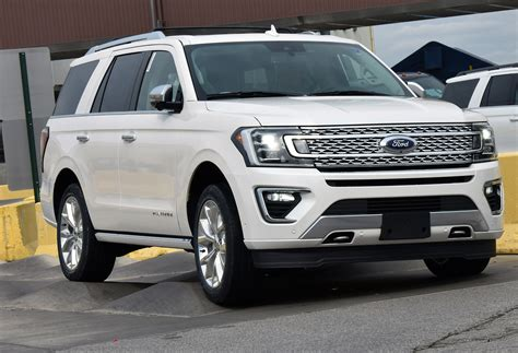 2018 Ford Expedition Starts Production At Kentucky Truck