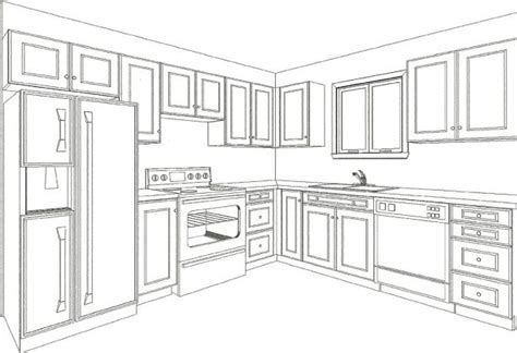 kitchen cabinet design drawing excellent draw kitchen cabinets cabinet design drawing 5228