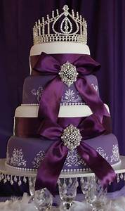 Purple Princess A Royal Sweet Fifteen Quinceanera Theme