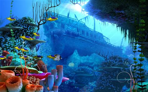 Underwater Wallpapers Hd Free Download