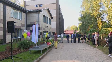 Svinīgi atklāj Jēkabpils Agrobiznesa koledžas un tās ...