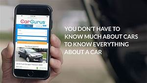 CarGurus Gives Shoppers Everything You Need To Know in Newest Television Ads CarGurus