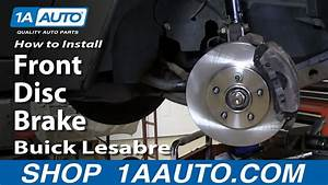 How To Install Do A Front Disc Brake Job 1996