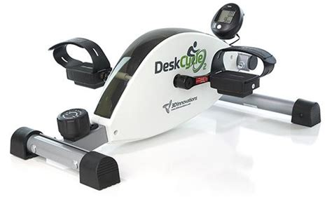 DeskCycle under-desk exercise bike with reviews