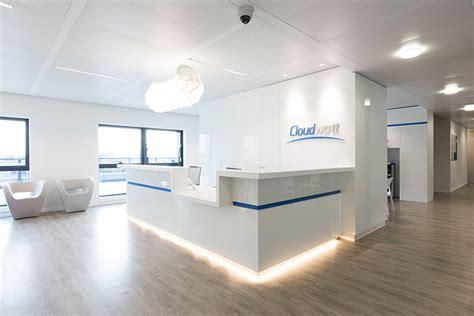 deco bureau entreprise modernité et openspace dans les bureaux de cloudwatt