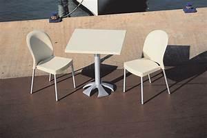 Chaise De Bar Exterieur : mil pour bars et restaurants chaise moderne pour bar et restaurant en aluminium ~ Teatrodelosmanantiales.com Idées de Décoration