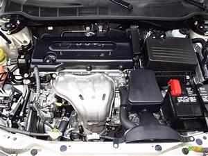 2008 Toyota Camry Le 2 4l Dohc 16v Vvt