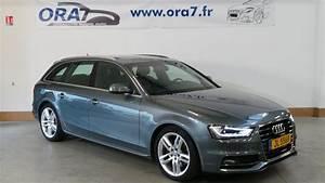 Audi Occasion Lyon : audi a4 avant 2 0 tdi150 dpf s line occasion lyon neuville sur sa ne rh ne ora7 ~ Gottalentnigeria.com Avis de Voitures