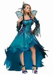 Fairy Costumes for Women | Womens Peacock Fairy Costume ...
