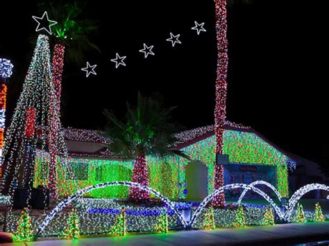 simmons family dancing christmas lights show benefits find