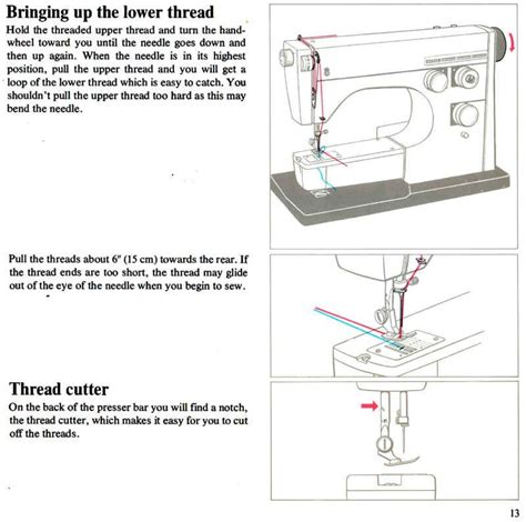 Viking Threading Instructions