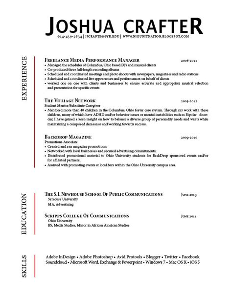 What Does A Typical Resume Look Like by Crafter Resume Gra617