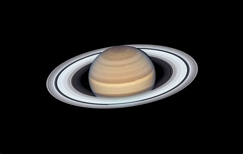 Latest Saturn Portrait From Hubble Today Image Earthsky