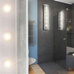 Led Beleuchtung Büro : led alu bad lampe wand wohnzimmer 6 w flur design b ro beleuchtung ip22 eek a in b ro ~ Markanthonyermac.com Haus und Dekorationen