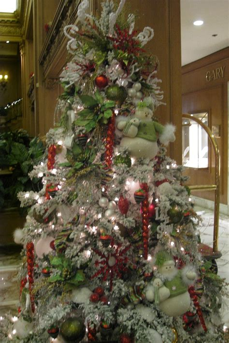 christmas tree decorated whith words the answer is chocolate our quot black friday quot traditions