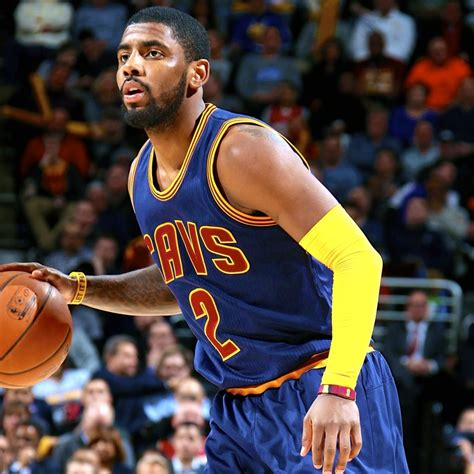 Kyrie Irving Injury: Updates on Cavaliers Star's Shoulder ...