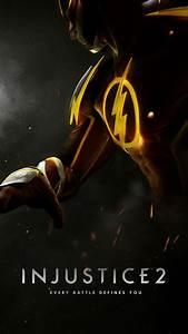 injustice-2-the-flash-mobile-wallpaper | Injustice Online