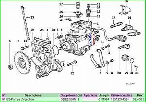 Changer Joint Pompe Injection Bosch : bmw e34 m51 525 tds an 1993 fuite gasoil pompe injection r solu ~ Gottalentnigeria.com Avis de Voitures