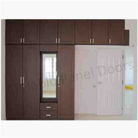 doors made to order 5 doors wooden wardrobe hpd441 fitted wardrobes al