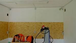 Farbe Für Garage Innen : werkstattumbau neue w nde neues aus der werkstatt ~ Michelbontemps.com Haus und Dekorationen