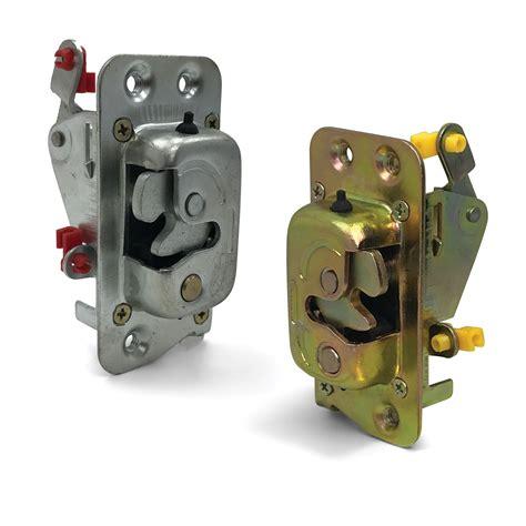door lock latch pair fits toyota landcruiser  series fj fj hj hj aftermarket