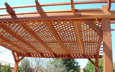 lattice roof outdoor spaces pinterest pergolas pergola roof and outdoor living