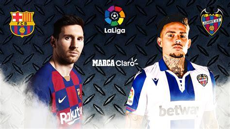 La Liga Española: FC Barcelona vs Levante: resumen ...