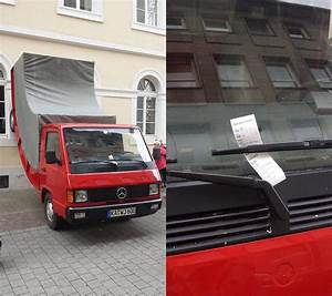 The german city of karlsruhe issued a parking ticket to a for Erwin wurm ticket