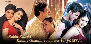 Dharma Productions: Kabhi Khushi Kabhie Gham celebrates 11 ...