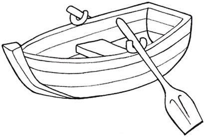 Barco En Una Tormenta Dibujo by Bote Con Remos Dibujalia Dibujos Para Colorear