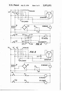 Patent Us3971971 - Electric Hoist Control And Braking System