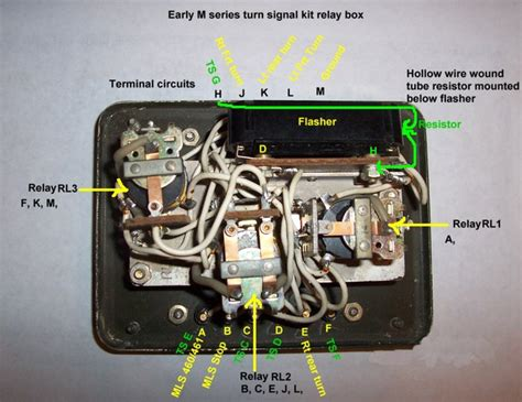 Willy Mb Battery Wire Diagram by Willys M Jeeps Forums Viewtopic Nos Turn Signal Problems
