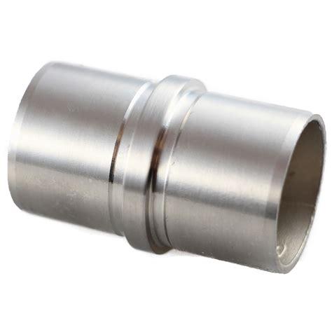 edelstahl 4 kant rohr edelstahl rohr verbinder 42 4 mm gel 228 nder fitting stecker
