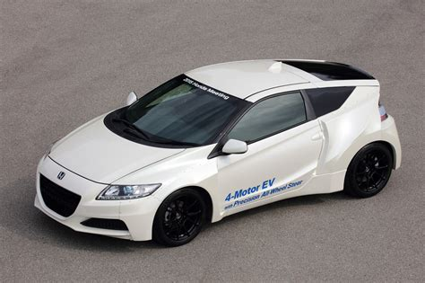 All About Electric Cars by Honda Developing All Electric Sports Car With 350 Hp