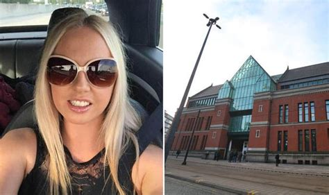Caroline Berriman Manchester Teaching Assistant Who Had Sex With Teen Avoids Jail UK News