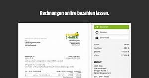 Zahlung Per Rechnung : schnelleres geld rechnungen online bezahlen lassen ~ Themetempest.com Abrechnung